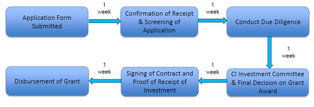 CI Grant Process