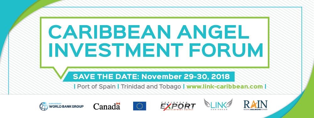 Caribbean Angel Investment Forum – LINK-Caribbean
